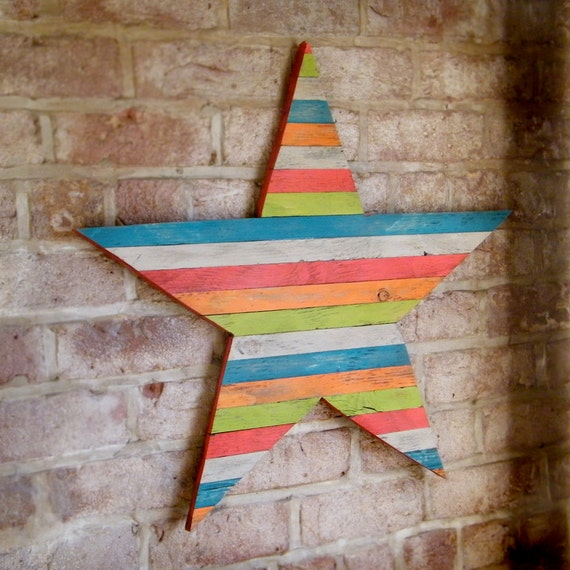 Star Wall Art barn star wood wall art pallet star large wooden barnstar wall
