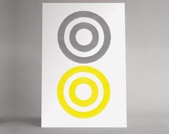 Untitled II (Double Target)