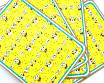 Stationery Gift Box Set- Spongebob