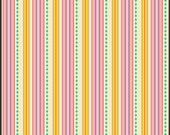 CLEARANCE - FABRIC - Sugar - Honey Ribbons - Art Gallery Fabrics - 1 yard
