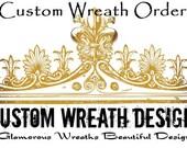 Custom listing for Mary C.
