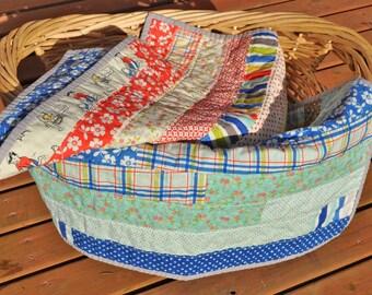 Seaside Baby Quilt - 36x42