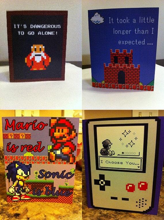 Customizable 3 Card Template Pack