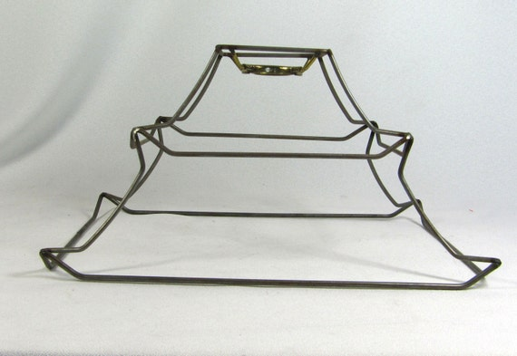 Lamp Shade Frame For Table Or Bridge Light Custom Chinese