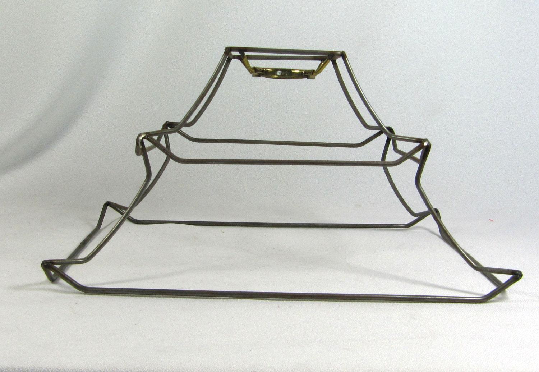 Lamp Shade Frame For Table Bridge Light Custom Chinese