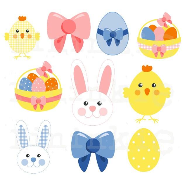 25 Easter Clip Art