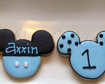 Mouse Ear Cookies 2 dozen