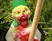 Zombie Gnomes: Pinwheel Penny