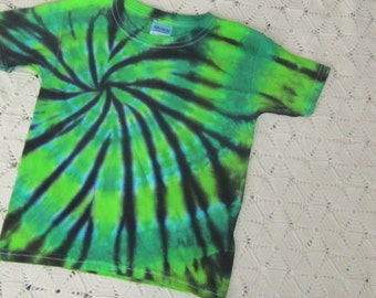 Tie dye shirt, 2 T AND Youth XS, Pinch Protection for St. Patrick's Day