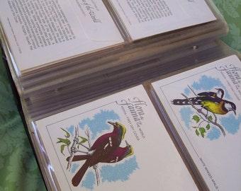 Postal stamp Ist day cover album World Vintage old art scrapbooking jewelry making design crafts