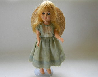 DOLL, Beautiful Vintage Celluloid Doll