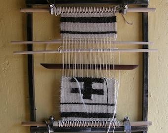 Navajo Weaving Baby Loom