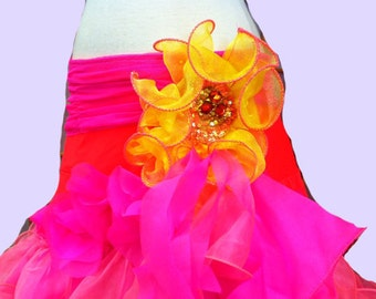 Dance Skirt for Swing and Latin Dancing