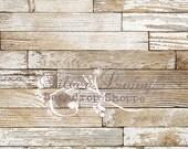 4'x4' Photography Backdrop Faux Barnwood Floor - Chalky Wood 100 -  FLOOR DROP