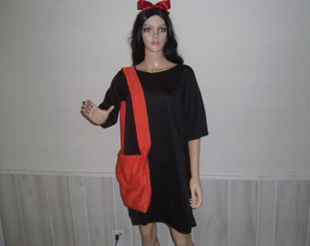 Adult's Delivery Service Witch Custom Made Dress