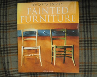 Painted Furniture by Jocasta Innes a guide to different finishes