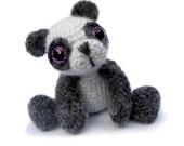 Panda Bear Amigurumi Crochet Pattern PDF Instant Download - Millie