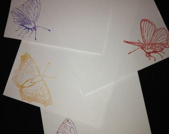Beautiful Butterflies Letter/ Writing set