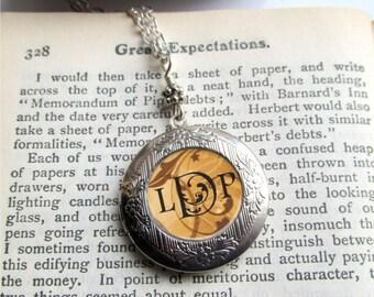 Personalized Necklace, Photo Locket, Bridesmaid Jewelry, Keepsake Locket