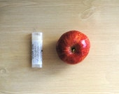 Red Apple Lip Balm - Beeswax, Avocado Oil, Cocoa Butter