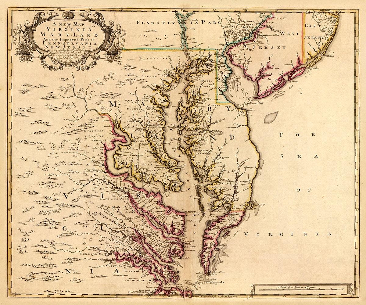 Frederick Maryland To Virginia Beach