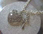 I have the key of your heart necklace