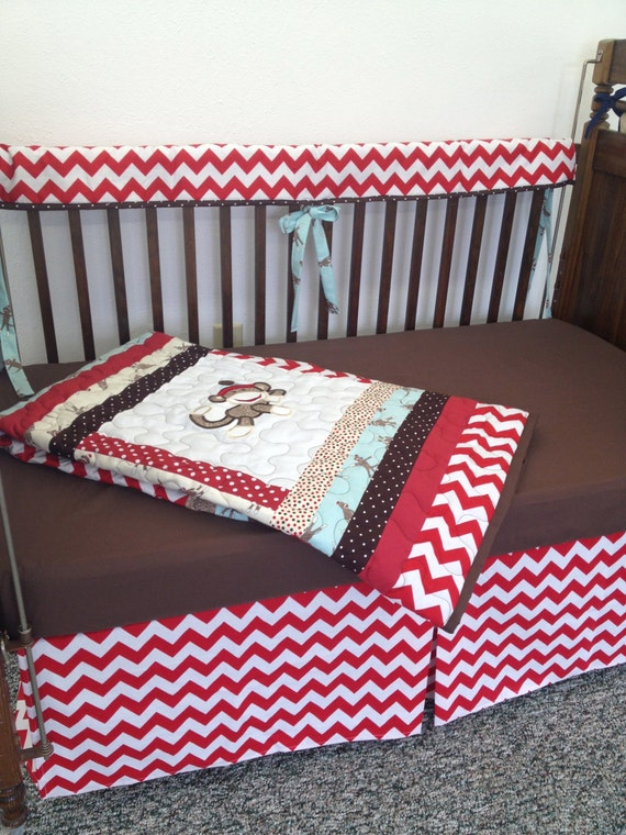 Sock Monkey Theme Bedroom Ideas. Have a swinging good time with Sock Monkey bedding and accessories. When it comes to decorating bedrooms for children, having a fun, whimsical theme inspires the imagination and creates a room that is enjoyable and relaxing.