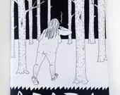 BERTA - Alternative  Underground Comic Book / Graphic Novel