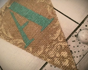 Custom Burlap Banner- Any Color- Any Phrase- Great Photo Prop- Great for holidays-Parties--