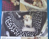 Travel Accessories for Dogs Pattern
