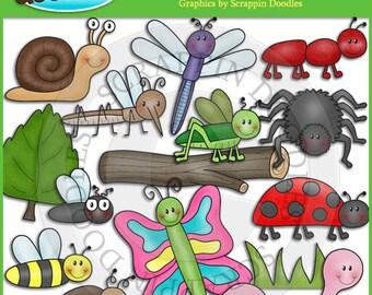 Bugs Bugs Bugs Clip Art