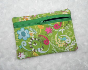 In The Hoop 5x7 Lined Zippered Bags