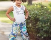 Daphne Knickers PDF Pattern and Tutorial, {Vintage Styling} All sizes 2- 10 years Included