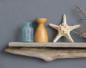 Natural Driftwood Shelf