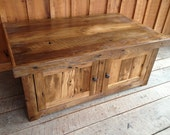 Reclaimed Chestut Coffee Table