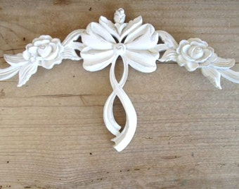 Furniture On lay Applique Trim Molding Architectural Salvage Shabby Chic