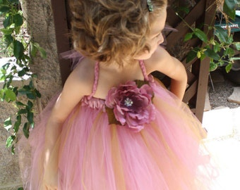 Fairy Beautiful, Tutu dress great for weddings,flower girls dresses, Easter,  fairy costume