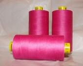 GUTERMANN Mara 100 Polyester Thread ONE (1) Spool 1,094yd 321 FUCHSIA