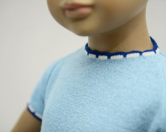 cute 70s top for a little girl, UNWORN