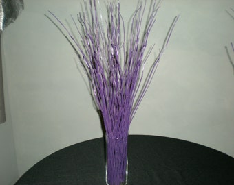Painted Branches for wedding centerpiece - Qty 50