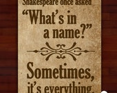 Greeting card: What's in a name, sometimes, everything — LGBT, transgender, name change