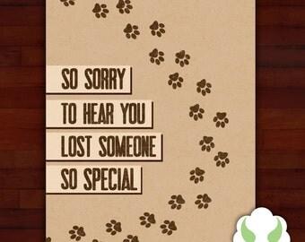 loss of pets