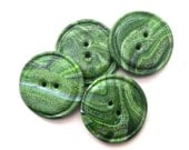 Moss and Stone Buttons