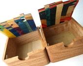 Skateboard Box - Wooden Box - Made in Canada {2}