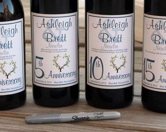 WINE LABELS WEDDING, Wine Labels Wedding Guest Book, wine labels, spring wedding Wine label guest book, Guestbook Wine Labels