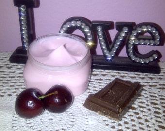 Chocolate Cherry Lotion