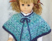 Little Girl Poncho