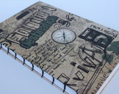 Hand Bound Art Journal, extra large