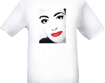Joan Crawford   Drama Queen T Shirt