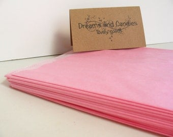 "25 Size 6-3/4 X 9-1/4""  Gourmet Bags Glassine Lined Paper for decorate, stamp, gift bags, envelopes, party favors, and many more"